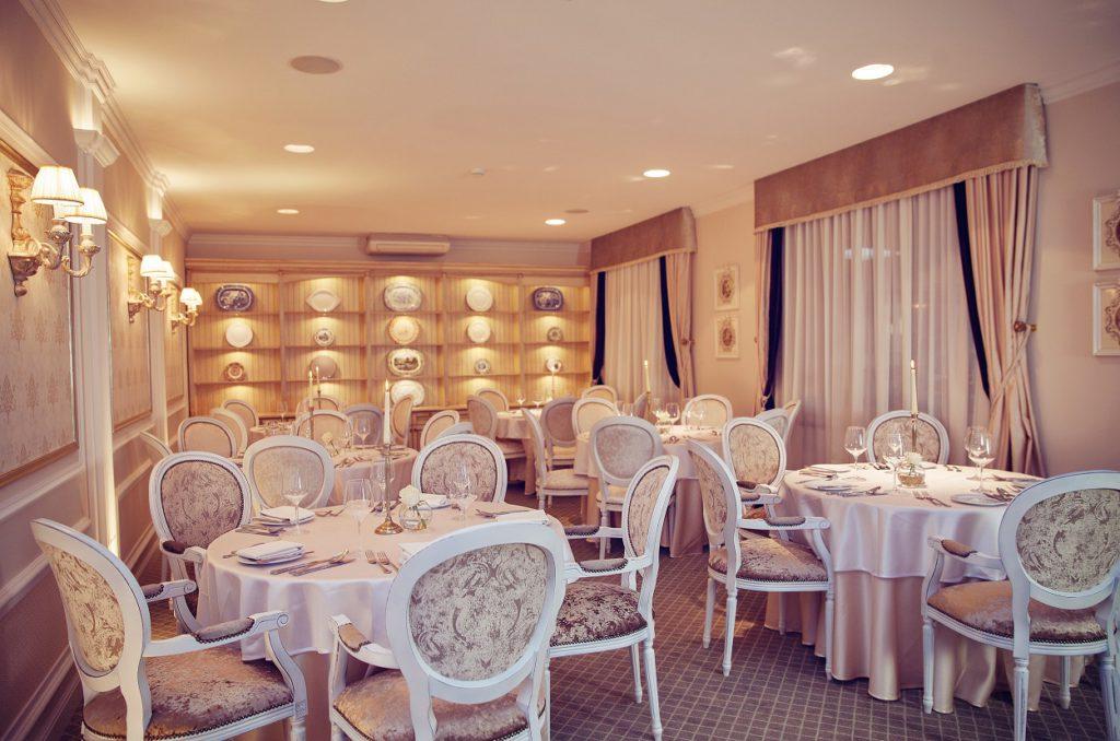 restauracia Hotel Zlaty Klucik