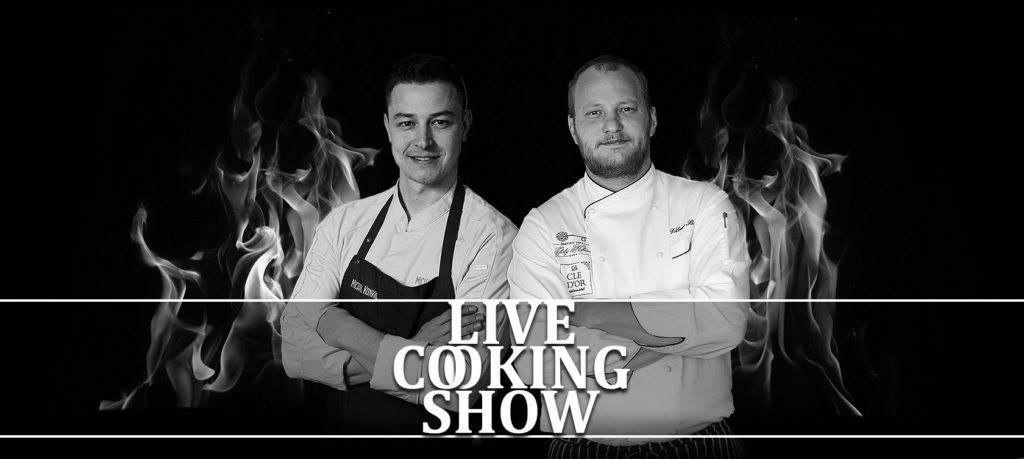 Live Cooking Nitra