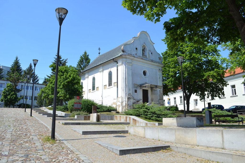 Kaplnka sv. Michala Archanjela v Nitre