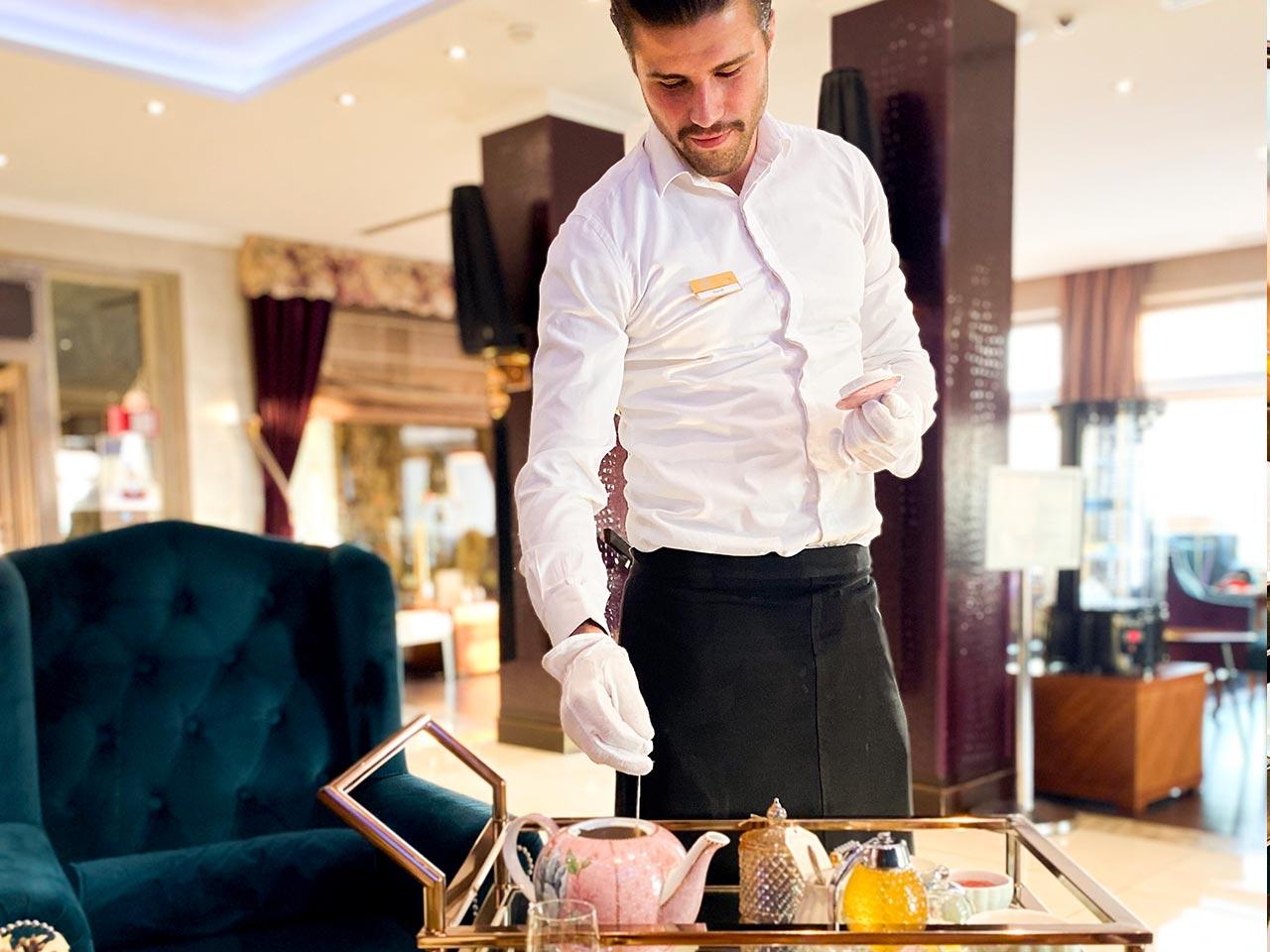 Originálny čajový rituál od 4,50 € 1