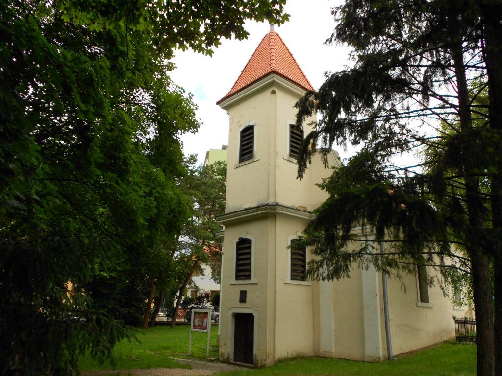 Kostol sv. Štefana v Nitre